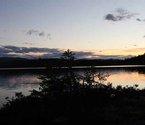 Kveldsstemning Daggrø